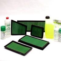 Sportovní filtr Green JEEP WRANGLER 2,4Li (TJ) výkon 105kW (143hp) rok výroby 03-