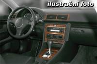 Decor interiéru Chrysler Jeep Wrangler -všechny modely rok výroby od 09.96 -10 dílů přístrojova deska/ středová konsola/dveře
